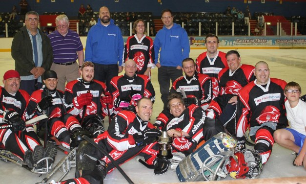 Peterborough Phantoms Sledge Team Win Fourth Consecutive League Title
