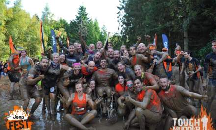 Paralympian completes in worlds toughest obstacle course