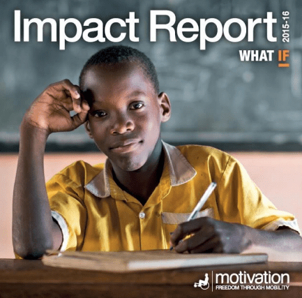 Motivation launch impact report