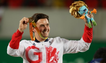 Paralympic Champion Reid heads entries for NEC Wheelchair Tennis Masters in London