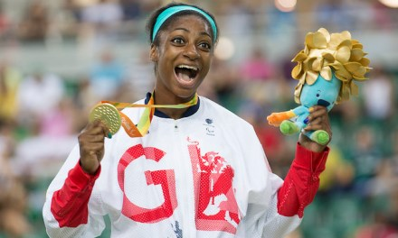 ParalympicsGB celebrates Paralympic Nominees for BBC Sports Personality of the Year 2016