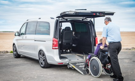 All new Mercedes-Benz V-Class Grande from Lewis Reed