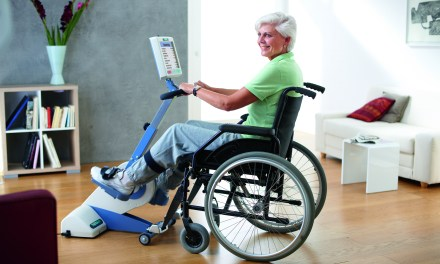Medicotech: Active and Passive exercise equipment for disabled people