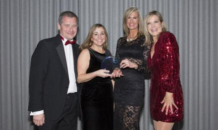 Success for Invacare at BHTA awards dinner