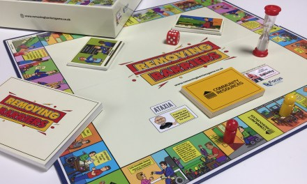 Removing Barriers: Board Game That Helps Organisations Meet The Needs Of Disabled People.