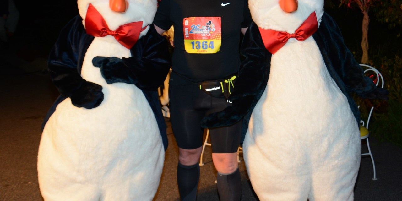 Marathon man steps up for local charity