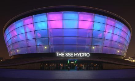 SSE Hydro Lights Up in Celebration of PAMIS' 25th Anniversary