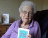 Home Comforts for Far Flung Centenarian
