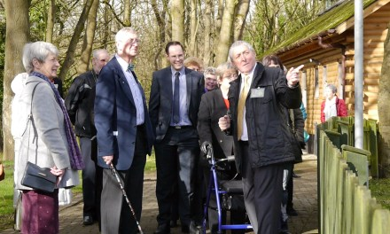 Barnstondale shows gratitude to valued supporters with celebration event