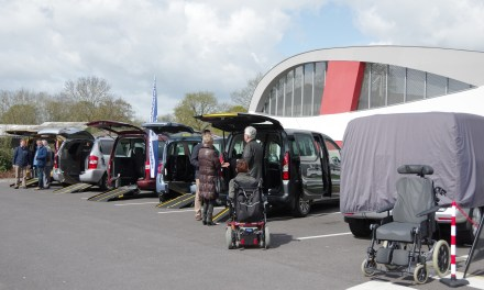 The Brotherwood Wheelchair Accessible Vehicle Weekend Returns