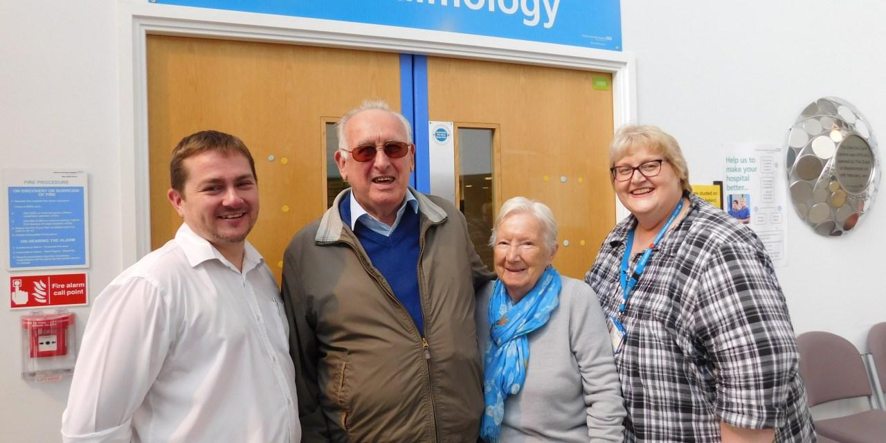 Blind Veterans UK announce highest figures for beneficiary recruitment