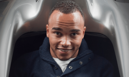 Inspirational Disabled Racing Driver Nicolas Hamilton to open 2017 Mobility Roadshow