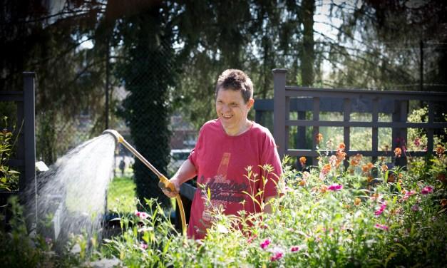 Blooming good Secret Garden set to open for Surrey residents