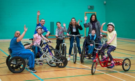 Ride Rochdale shows cycling is for all