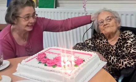 Porridge and Sleep Work a Treat for 101 Year Old Glaswegian