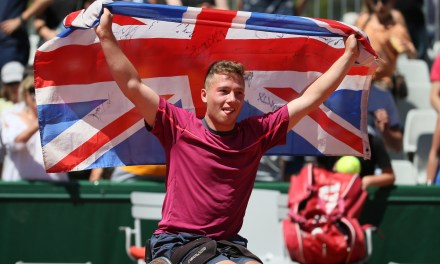 Alfie Hewett makes history at Roland Garros after maiden Grand Slam singles title