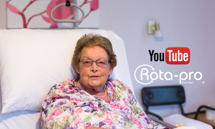 """I hadn't slept in years!"" Jennifer's life changing story using the Rota-Pro® chair bed"