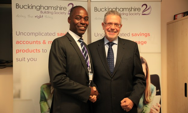 Buckinghamshire Building Society in partnership with MySafeHome