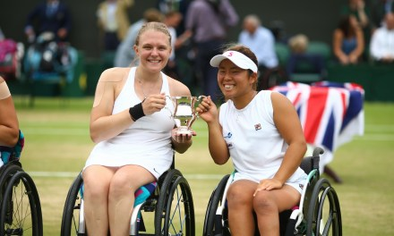 Whiley claims tenth grand slam title at 2017 Wimbledon championships