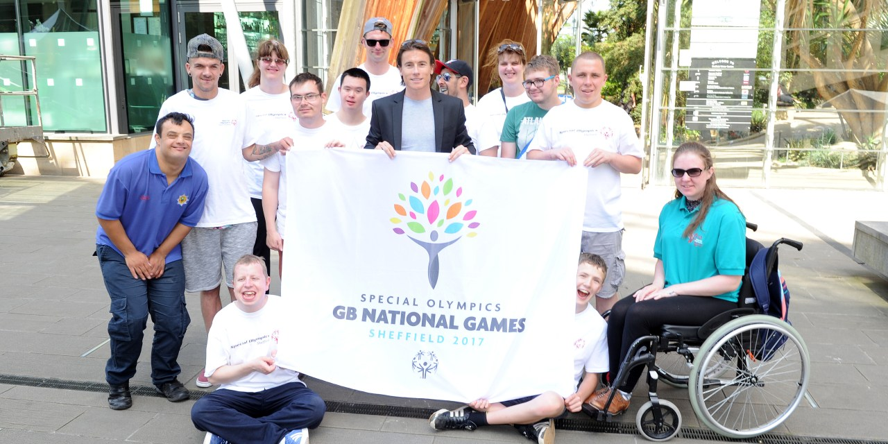 Special Olympics GB National Games opening ceremony talent line-up & ticket launch