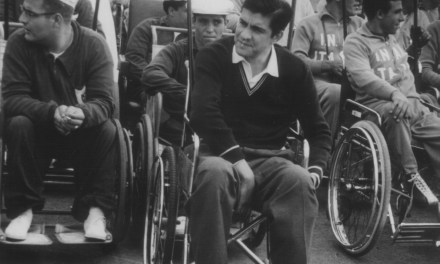 Paralympic heritage to be celebrated with £1m grant thanks to National Lottery players