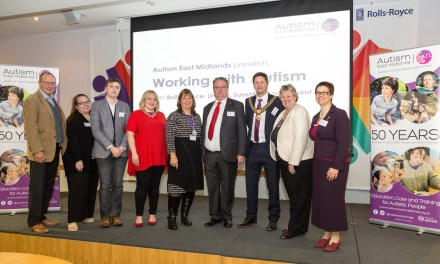 Autism East Midlands Host Derbyshire Business Networking Event
