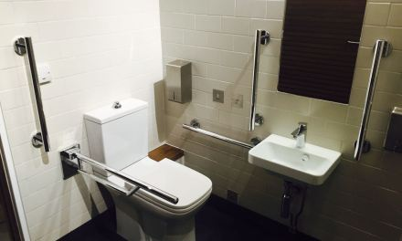 Brook Green Pavillion Wins Best Loo at Blue Badge Style BLADE Awards