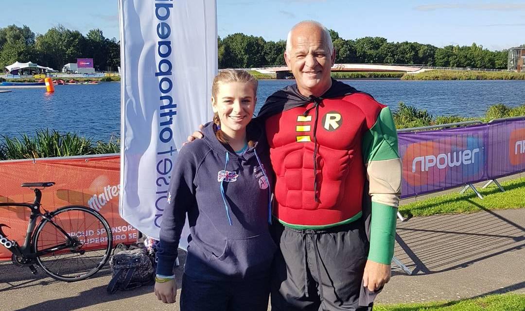Dorset Orthopaedic Ambassador Mark Pattenden nominated for top charity award