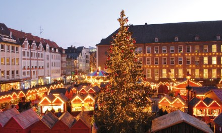 Winter in Düsseldorf: More than a Christmas Market