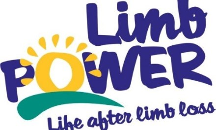 Paralympian becomes charity patron for LimbPower