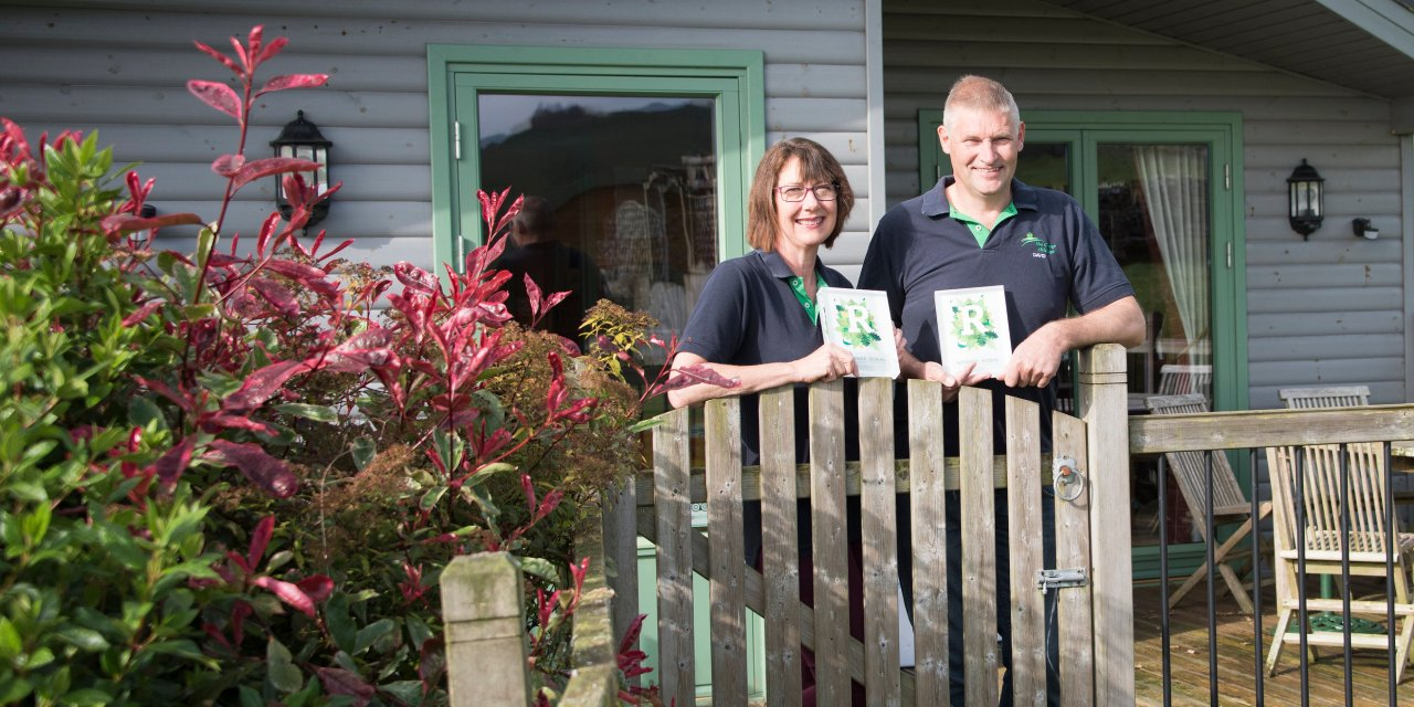 Hoe Grange Holidays announced as Champion of Champions at Rural Business Awards