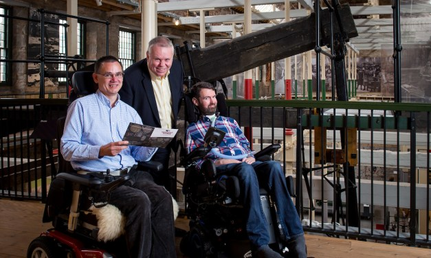 £25k VisitScotland boost for disabled review website