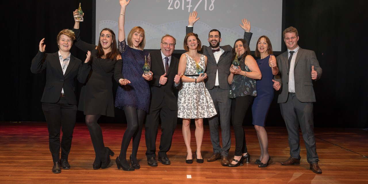 Outstanding success for Moors Valley Country Park at Dorset Tourism Awards
