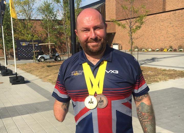 Koller Official Sponsor to the  Inova Disability Sports Foundation