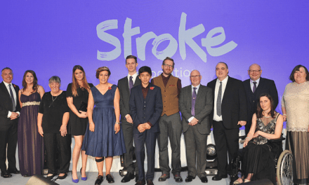 Celebrating The Life After Stroke Awards 2017
