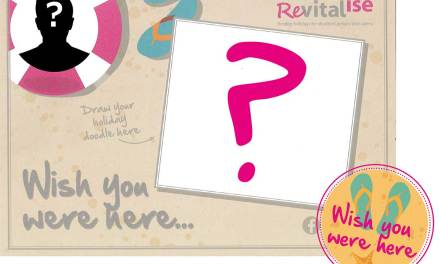 Charity Revitalise mystery of nameless celebrity contributions to postcard campaign