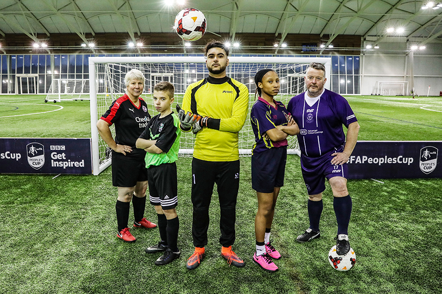 The FA People's Cup is back