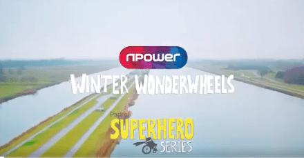SUPER film of the npower Winter Wonderwheels 2017