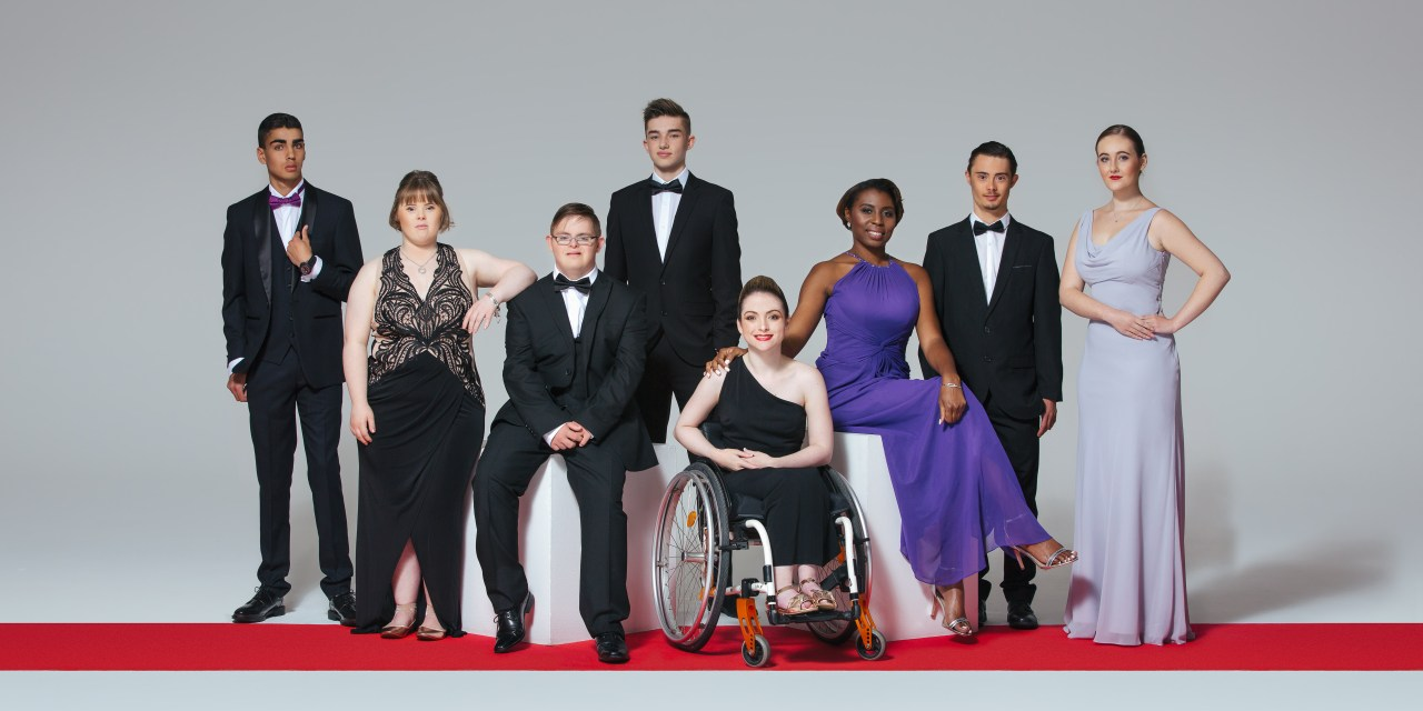 Disabled Models are Red Carpet Ready