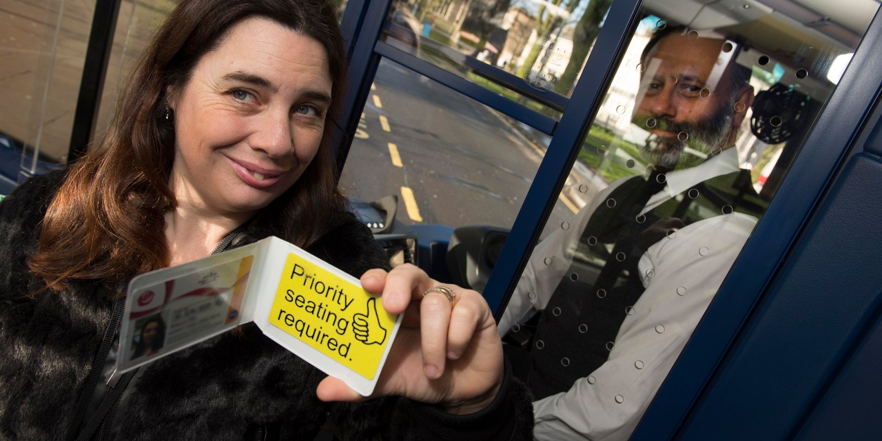Accessibility card launched for public transport