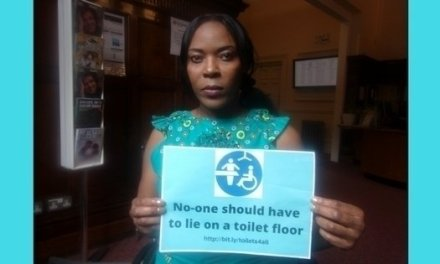 Make Changing Places Toilets Compulsory