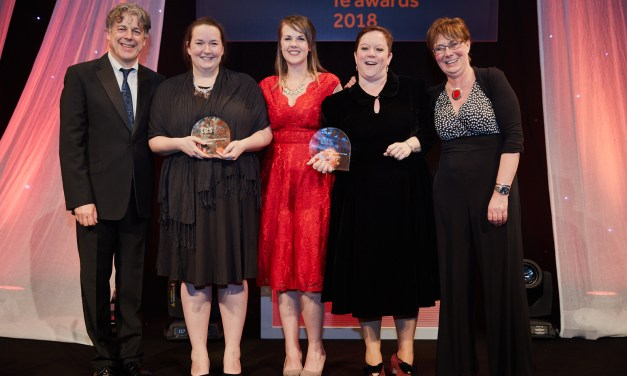 Foxes cleans up at TES FE Awards