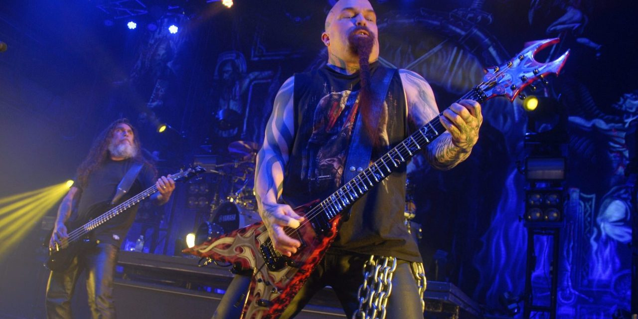 """Slayer fan has """"time of her life"""" entering mosh pit in wheelchair"""