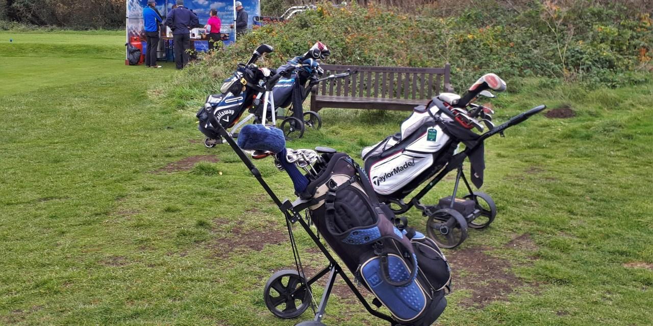 Charity Golf Day raises £5k for Calvert Trust Exmoor