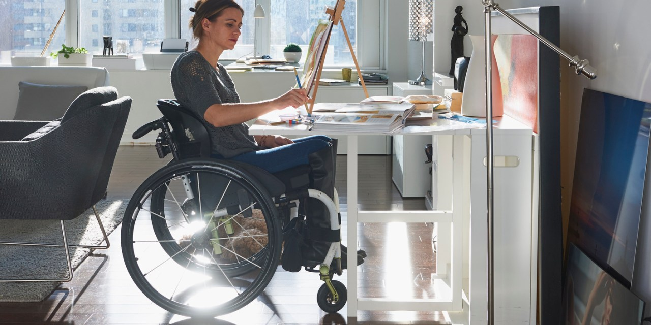 Lack of accessible housing to rent