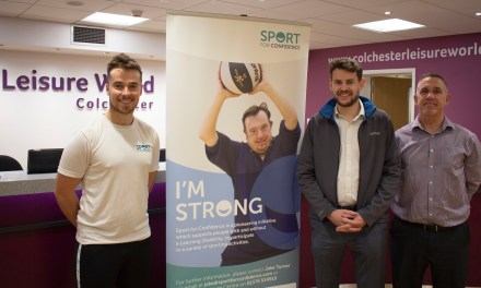 Inclusive sports programme welcomed in Colchester
