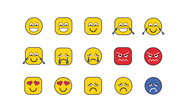 RNIB and We Are Social unveil emojis for partially sighted people
