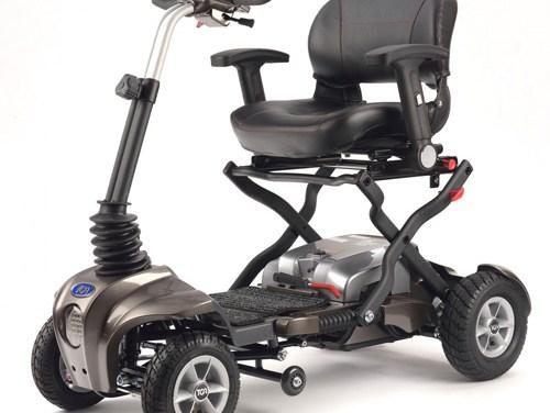 Win a TGA Maximo Scooter!