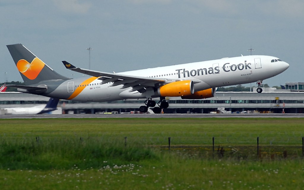 Thomas Cook were yet another casualty of Brexit