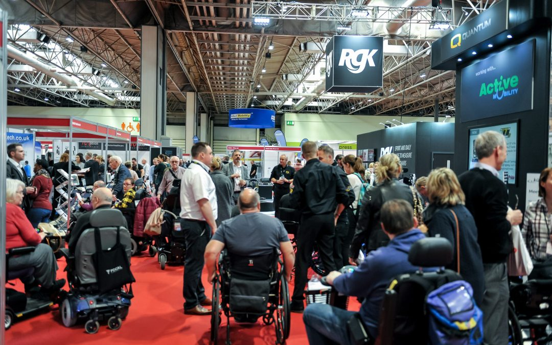 Will we see you at Naidex?
